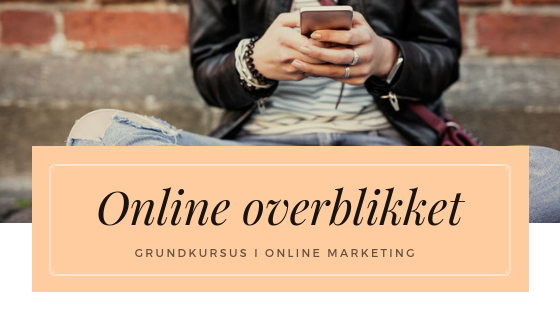 81eefa03312 Grundkursus i online marketing - Netinspire.dk